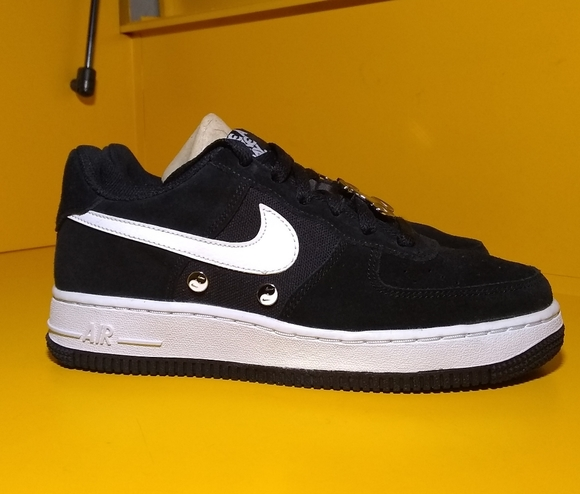 air force 1 black size 5